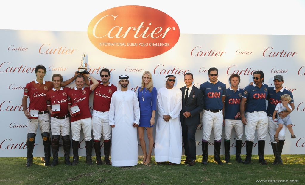 Cartier International Dubai Polo Challenge, Cartier Polo, Cartier Dubai